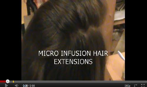 MICRO RING WEAVE ON BRAZILIAN HAIR